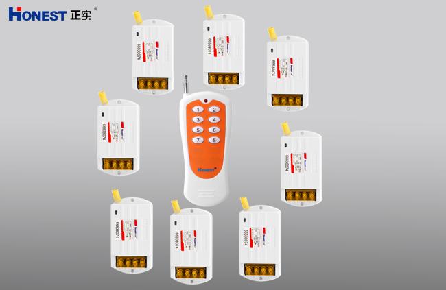 八路分体数码必威体育官网bw1958遥控betway手机平台  HT-6808F